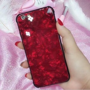 Accessories - iPhone 7/8 Tempered Glass Back Case